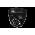 RVi-1NCE2020 (2.8) black Купольная IP видеокамера