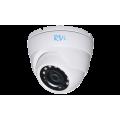 RVi-1NCE2060 (3.6) white Купольная IP видеокамера