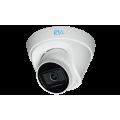 RVi-1NCE2010 (2.8) white Купольная IP видеокамера