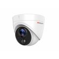 DS-T213 (2.8 mm)2Мп уличная купольная HD-TVI камера с EXIR-подсветкой до 20м
