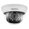 DS-T101 (3.6 mm)1Мп внутренняя купольная HD-TVI камера с ИК-подсветкой до 20м
