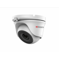 DS-T123 (2.8 mm)1Мп уличная купольная HD-TVI камера с EXIR-подсветкой до 20м