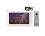 Tantos Rocky WIFI Комплект видеодомофона с вызывной панелью iPanel 2 (Metal) + на 110 градусов