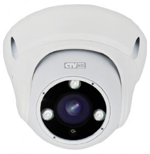 CTV-HDD364A ME Купольная видеокамера
