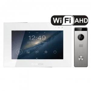 Tantos Jolli HD WIFI Комплект видеодомофона с вызывной панелью Triniti HD на 130 градусов